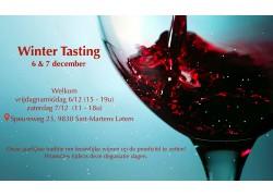 Event : Winter Tasting 6 & 7 /12