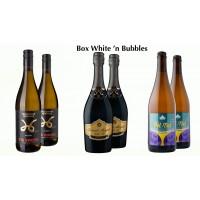 Box White 'n Bubbles  x6 wines