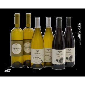 Proefpakket Magura winery, Noordwest Bulgarije x6