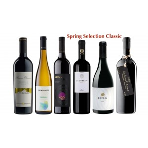 Mix case Spring Classics x6 wines