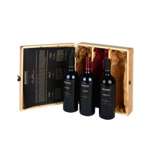 "Selectie ""Private Reserve 2013"" Bratanov winery"