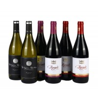 Mix Case Top wines from Bulgarian local varieties x6