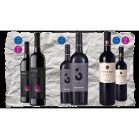 Tasting box x6 bottles: DiVino TOP 20 Bulgarian wines 2020